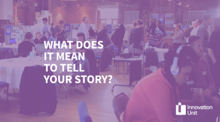 What does it mean to tell yourstory?