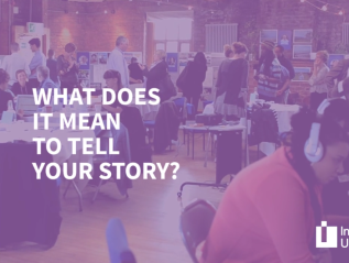 What does it mean to tell your story?